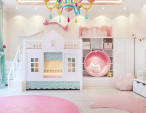pokój dziecięcy oświetlenie i lampy